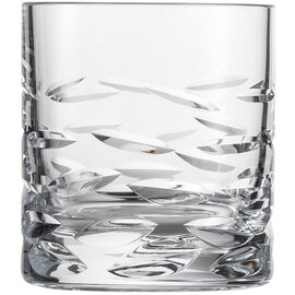 Whiskyglas BASIC BAR SURFING BY C.S. 27,6 cl mit Relief Produktbild