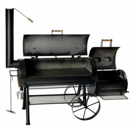 "Barbecue Smoker 20"" Championship Longhorn Holzkohle  H 1900 mm Produktbild"