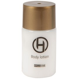 Body Lotion HYGOSTAR transparent  | Flasche Produktbild