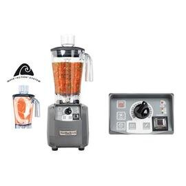 High Performance Food Blender HBF600 Polycarbonat grau  | Dosierkappe Produktbild
